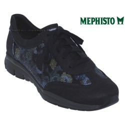 femme mephisto Chez www.mephisto-chaussures.fr Mephisto YAEL Noir nubuck lacets