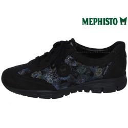 Mephisto YAEL Noir nubuck lacets