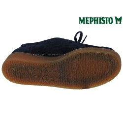 le pecq, CHRISTY, Marine Velours chez www.mephisto-chaussures.fr (43065)