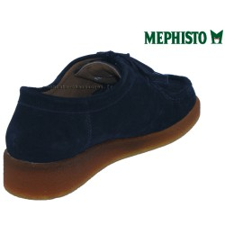 le pecq, CHRISTY, Marine Velours chez www.mephisto-chaussures.fr (43067)