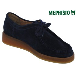le pecq, CHRISTY, Marine Velours chez www.mephisto-chaussures.fr (43069)