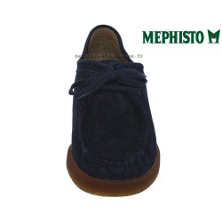 Mephisto CHRISTY Marine Velours lacets