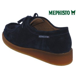 le pecq, CHRISTY, Marine Velours chez www.mephisto-chaussures.fr (43071)