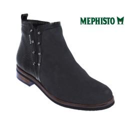 Mode mephisto Mephisto Paulita Noir cuir bottine