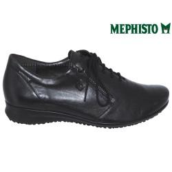 Mephisto Fatima Noir cuir lacets