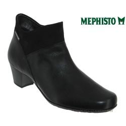 mephisto-chaussures.fr livre à Paris Lyon Marseille Mephisto Michaela Noir cuir bottine