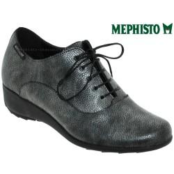 Mephisto Chaussure Mephisto Sana Gris lacets