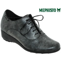 Mephisto femme Chez www.mephisto-chaussures.fr Mephisto Sana Gris lacets