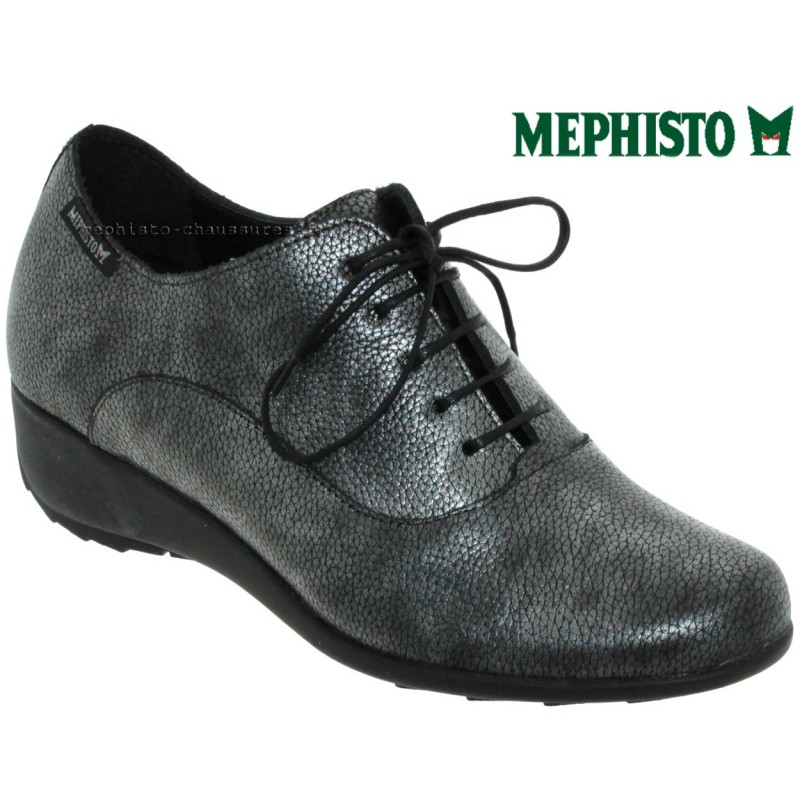 le pecq, Sana, Gris, 39.3FR - EUR6 chez www.mephisto-chaussures.fr (43478)