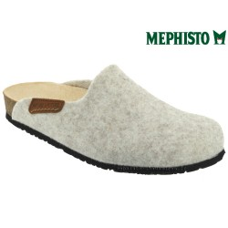mephisto-chaussures.fr livre à Septèmes-les-Vallons Mephisto Yin Blanc cassé sabot