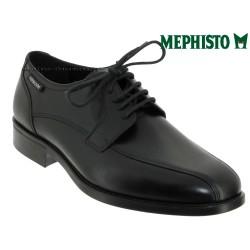 mephisto-chaussures.fr livre à Paris Lyon Marseille Mephisto Connor Noir cuir lacets