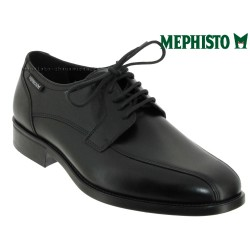 mephisto-chaussures.fr livre à Saint-Martin-Boulogne Mephisto Connor Noir cuir lacets