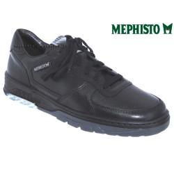 mephisto-chaussures.fr livre à Ploufragan Mephisto Marek Noir cuir lacets_richelieu