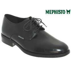 Mode mephisto Mephisto Cooper Noir cuir lacets