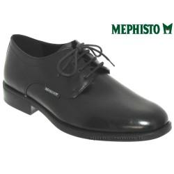 mephisto-chaussures.fr livre à Ploufragan Mephisto Cooper Noir cuir lacets