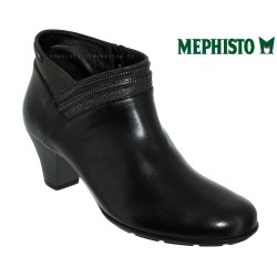 mephisto-chaussures.fr livre à Gravelines Mephisto Britie Noir cuir bottine