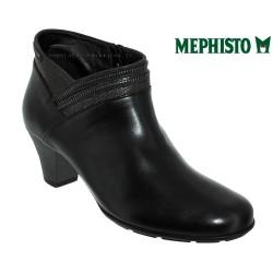 mephisto-chaussures.fr livre à Paris Lyon Marseille Mephisto Britie Noir cuir bottine