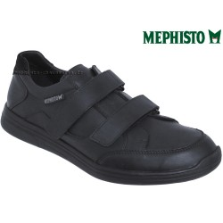 Mephisto Homme: Chez Mephisto pour homme exceptionnel Mephisto Fulvio Noir cuir mocassin