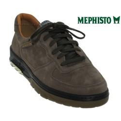 Mephisto Chaussure Mephisto Marek Gris velours lacets
