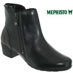 mephisto-chaussures.fr livre à Gravelines Mephisto Izia Noir cuir bottine