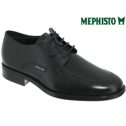 mephisto-chaussures.fr livre à Gravelines Mephisto Carlo Noir cuir lacets