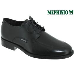 mephisto-chaussures.fr livre à Saint-Martin-Boulogne Mephisto Carlo Noir cuir lacets