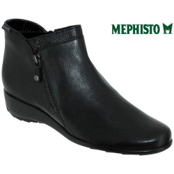 mephisto-chaussures.fr livre à Guebwiller Mephisto Serena Noir cuir bottine