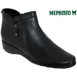 mephisto-chaussures.fr livre à Paris Lyon Marseille Mephisto Serena Noir cuir bottine