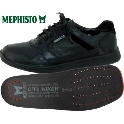 Mephisto Felipe Noir cuir lacets