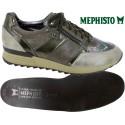 Mephisto Toscane Taupe cuir basket-mode