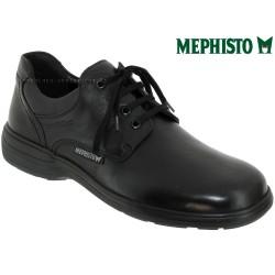 mephisto-chaussures.fr livre à Besançon Mephisto Denys Noir lacets_derbies