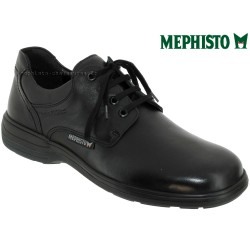 mephisto-chaussures.fr livre à Blois Mephisto Denys Noir lacets_derbies