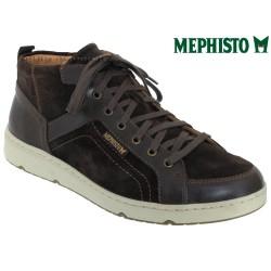 Mephisto Homme: Chez Mephisto pour homme exceptionnel Mephisto Juan Marron cuir/velours lacets