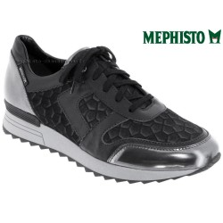 mephisto-chaussures.fr livre à Andernos-les-Bains Mephisto Trecy Noir basket-mode