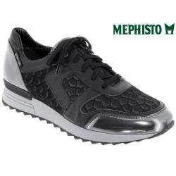 mephisto-chaussures.fr livre à Oissel Mephisto Trecy Noir basket-mode