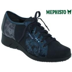 Mephisto Chaussure Mephisto Melina Marine lacets