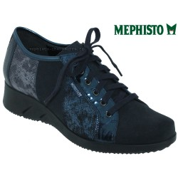 mephisto-chaussures.fr livre à Gravelines Mephisto Melina Marine lacets