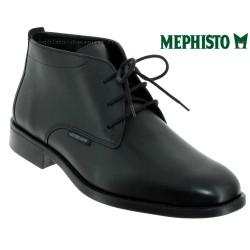 Distributeurs Mephisto Mephisto Claudio Noir cuir bottillon