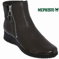 mephisto-chaussures.fr livre à Gaillard Mephisto Maroussia Marron bottine