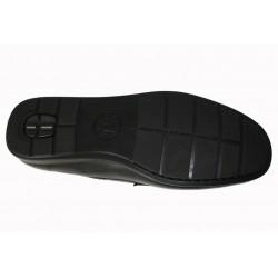 ALGORAS Noir cuir 4511