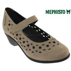 Mephisto femme Chez www.mephisto-chaussures.fr Mephisto RODIA Taupe nubuck ballerine
