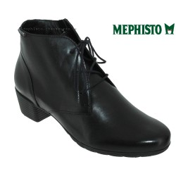 mephisto-chaussures.fr livre à Oissel Mephisto Isabella Noir cuir bottine
