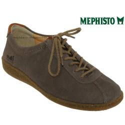 mephisto-chaussures.fr livre à Nîmes Mephisto Erita Beige lacets