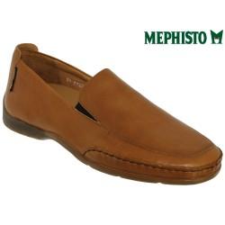 Mode mephisto Mephisto EDLEF Marron moyen cuir mocassin
