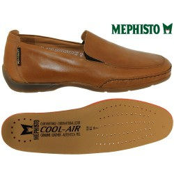 Mephisto EDLEF Marron moyen cuir mocassin