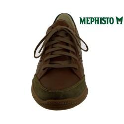 Mephisto Frank Marron moyen cuir lacets