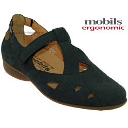Mephisto femme Chez www.mephisto-chaussures.fr Mobils Fantine Marine nubuck ballerine