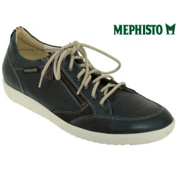 mephisto-chaussures.fr livre à Cahors Mephisto UGGO Marine cuir basket-mode