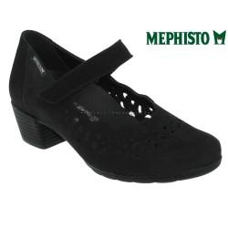 Mephisto Chaussures Mephisto Ivora Noir nubuck a_talon
