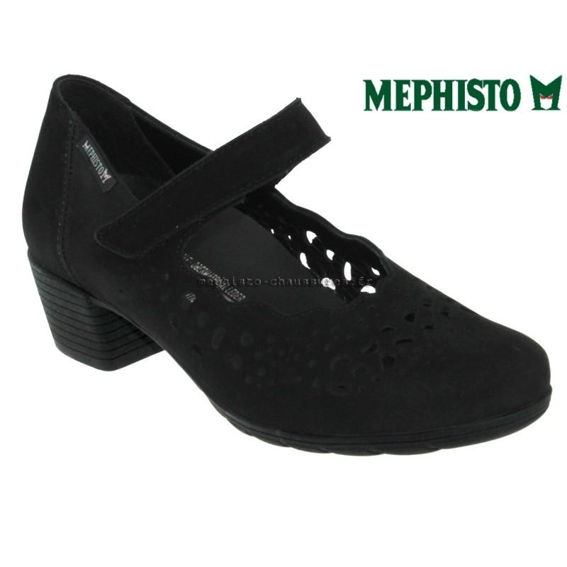 Mephisto Ivora Noir nubuck a_talon